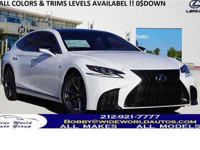 2020 Lexus LS 500 lease in New York,NY - Swapalease.com