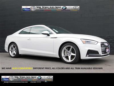 2019 Audi A5 Coupe lease in New York,NY - Swapalease.com