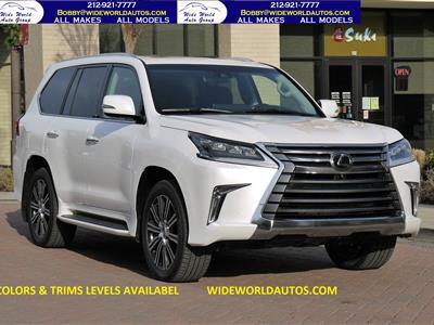 2020 Lexus LX 570 lease in New York,NY - Swapalease.com
