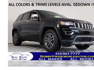2020 Jeep Grand Cherokee lease in New York,NY - Swapalease.com