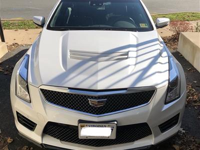 2016 Cadillac ATS-V lease in Charlottesville ,VA - Swapalease.com