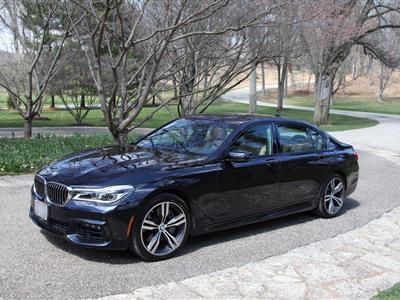 2016 BMW 7 Series lease in Columbus,OH - Swapalease.com