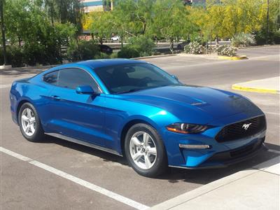 2018 Ford Mustang lease in Phoenix,AZ - Swapalease.com