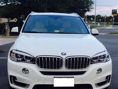 2017 BMW X5 lease in Falls Church,VA - Swapalease.com