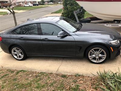 2017 BMW 4 Series lease in Springfield,VA - Swapalease.com