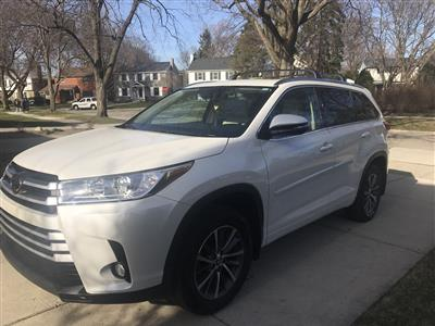 2017 Toyota Highlander lease in Huntington Woods,MI - Swapalease.com