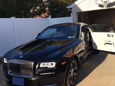 2017 Rolls-Royce Wraith lease in Bayside,NY - Swapalease.com
