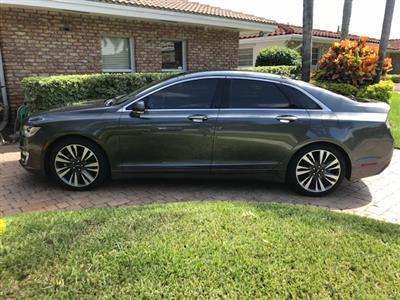 2017 Lincoln MKZ Hybrid lease in No. Miami Beach,FL - Swapalease.com