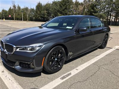2016 BMW 7 Series lease in Smithtown,NY - Swapalease.com