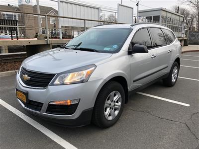 2017 Chevrolet Traverse lease in Williston Park,NY - Swapalease.com