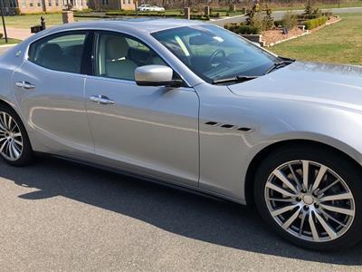 2015 Maserati Ghibli lease in Freehold,NJ - Swapalease.com