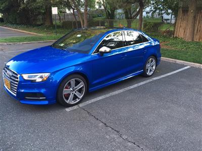2018 Audi S3 lease in Arlington ,VA - Swapalease.com