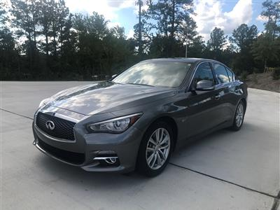 2017 Infiniti Q50 lease in Wendell,NC - Swapalease.com