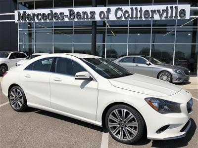 2018 Mercedes-Benz CLA Coupe lease in collierville,TN - Swapalease.com