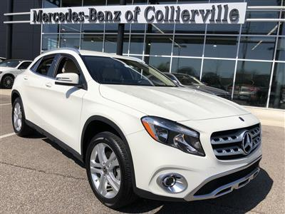 2018 Mercedes-Benz GLA SUV lease in collierville,TN - Swapalease.com