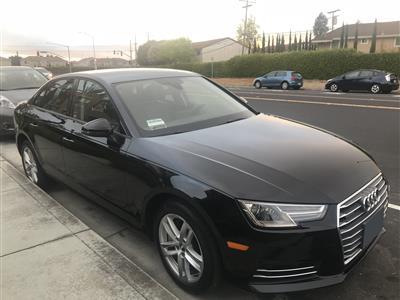 2017 Audi A4 lease in Santa Clara,CA - Swapalease.com
