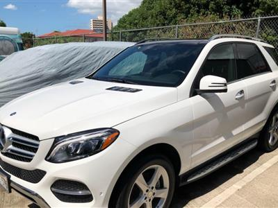 2017 Mercedes-Benz GLE-Class lease in Honolulu,HI - Swapalease.com