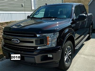 2018 Ford F-150 lease in Dubuque,IA - Swapalease.com