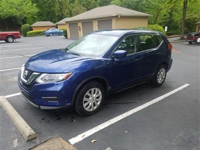 2017 Nissan Rogue lease in Tyrone,GA - Swapalease.com