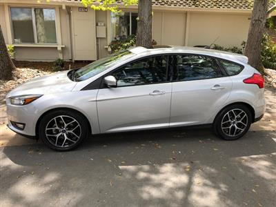 2017 Ford Focus lease in Piedmont,CA - Swapalease.com