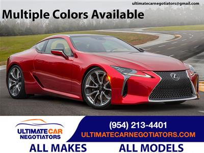 2019 Lexus LC lease in Fort Lauderdale,FL - Swapalease.com