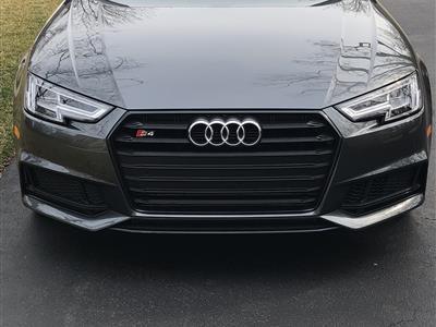 2018 Audi S4 lease in DEERFIELD,IL - Swapalease.com
