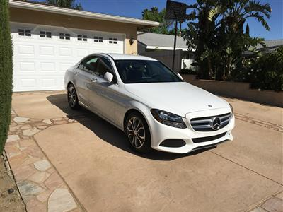 2016 Mercedes-Benz C-Class lease in West Hills,CA - Swapalease.com