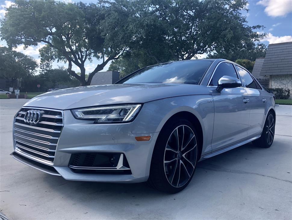 Audi S Lease In Palm Beach Gardens FL - Lease audi s4