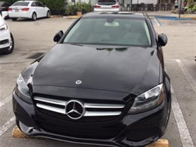2017 Mercedes-Benz C-Class lease in Hollywood,FL - Swapalease.com