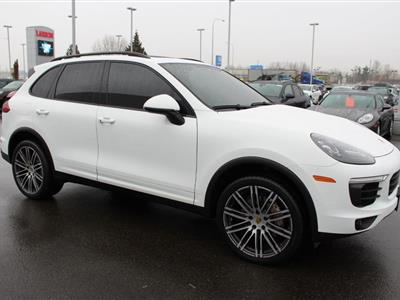 2016 Porsche Cayenne lease in Saddle River,NJ - Swapalease.com