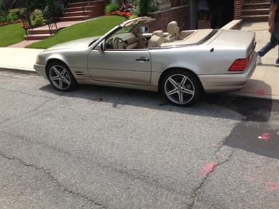 1998 Mercedes-Benz SL-Class lease in Middle Village,NY - Swapalease.com