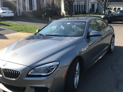 2017 BMW 6 Series lease in Sterling,VA - Swapalease.com