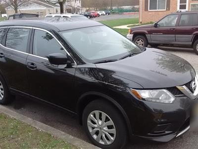 2016 Nissan Rogue lease in Millville,NJ - Swapalease.com