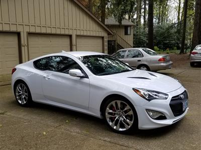 2016 Hyundai Genesis Coupe lease in Newberg,OR - Swapalease.com