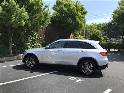 2016 Mercedes-Benz GLC-Class - Lease