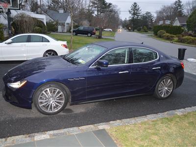 2015 Maserati Ghibli lease in Roslyn Heights,NY - Swapalease.com