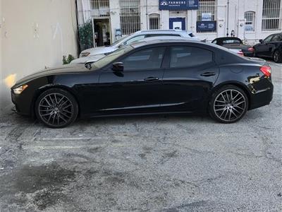 2015 Maserati Ghibli lease in Los Angeles,CA - Swapalease.com