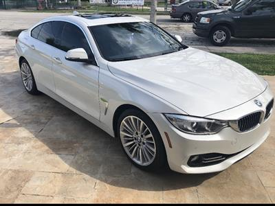 2016 BMW 4 Series lease in Miami,FL - Swapalease.com