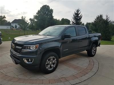 2017 Chevrolet Colorado lease in Highland,OH - Swapalease.com