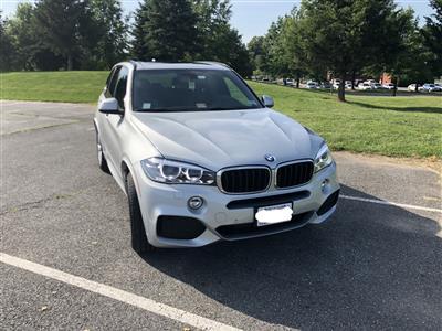 2017 BMW X5 lease in Washington DC,DC - Swapalease.com