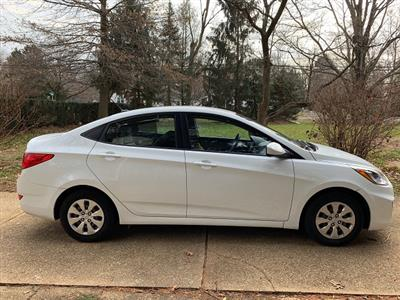 2016 Hyundai Accent lease in Tinton Falls,NJ - Swapalease.com