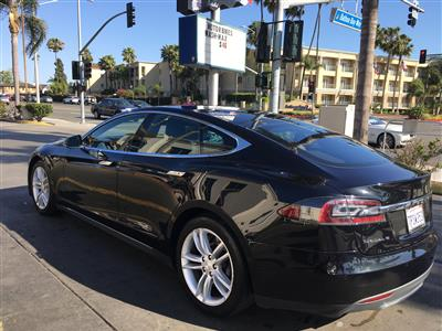 2015 Tesla Model S lease in Newport Coast,CA - Swapalease.com