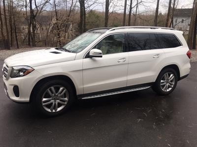 2018 Mercedes-Benz GLS-Class lease in Branford,CT - Swapalease.com
