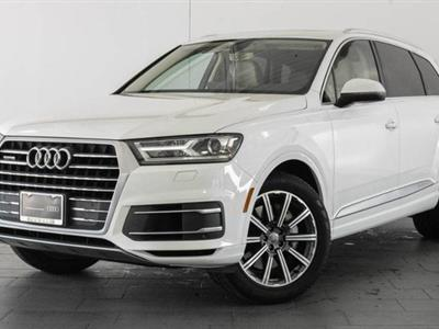 2017 Audi Q7 lease in Coconut Creek,FL - Swapalease.com