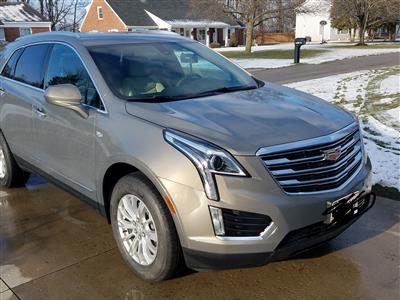 2018 Cadillac XT5 lease in NAPOLEON,OH - Swapalease.com