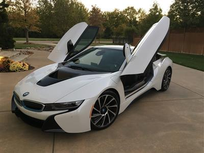 2016 BMW i8 lease in Wichita,KS - Swapalease.com