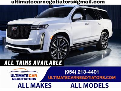2021 Cadillac Escalade lease in Fort Lauderdale,FL - Swapalease.com