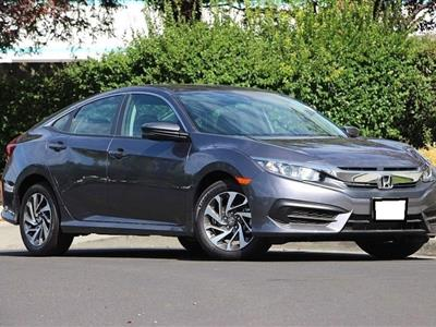 2017 Honda Civic lease in Ivins,UT - Swapalease.com