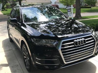 2017 Audi Q7 lease in Birmingham,MI - Swapalease.com