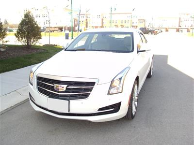2016 Cadillac ATS lease in Woodridge,IL - Swapalease.com